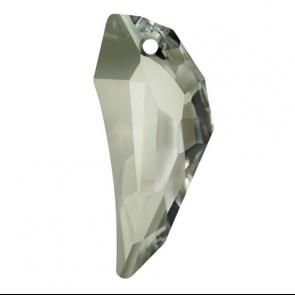 Pandantiv Swarovski 6150 PEGASUS PENDANT Crystal Satin (001 SATIN) 50 mm