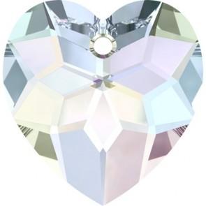 Pandantiv Swarovski 6215 Crystal AB (001 AB) 18 mm