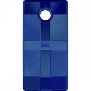 Pandantiv Swarovski 6696 URBAN PENDANT Crystal Bermuda Blue P (001 BB) 20 mm
