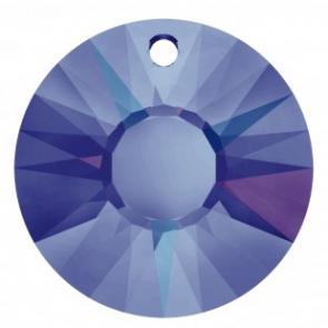 Pandantiv Swarovski 6724 SUN PENDANT Crystal Heliotrope P (001 HEL) 19 mm