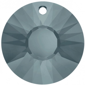 Pandantiv Swarovski 6724 SUN PENDANT Crystal Sahara P (001 SAH) 19 mm