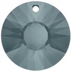 Pandantiv Swarovski 6724/G SUN PENDANT PF Crystal Sahara P (001 SAH) 33 mm