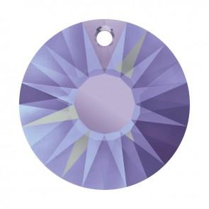 Pandantiv Swarovski 6724 SUN PENDANT Crystal Vitrail Light P (001 VL) 19 mm