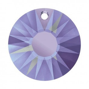 Pandantiv Swarovski 6724 SUN PENDANT Crystal Vitrail Light P (001 VL) 12 mm