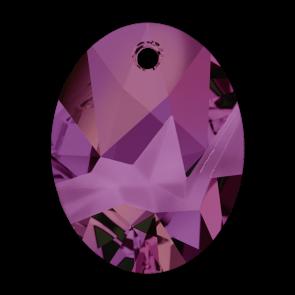 Pandantiv Swarovski 6911 Crystal Volcano P (001 VOL) 26 mm