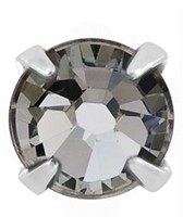 SWAROVSKI  Chaton Montées  53201 Black Diamond