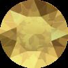 Cristale Swarovski Round Stones 1088 Crystal Metallic Sunshine F (001 METSH) PP 14
