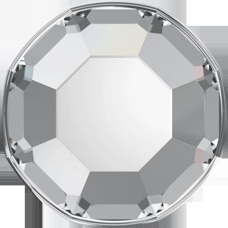 Cristale Swarovski Flat Backs No Hotfix 2000 Rose FB