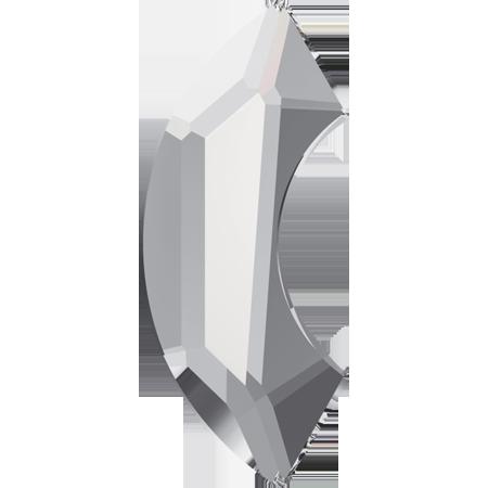 Cristale Swarovski Flat Backs No Hotfix 2037 Eclipse FB