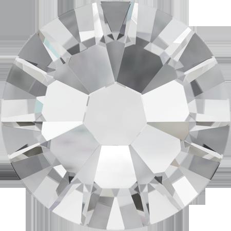 Cristale Swarovski Flat Backs No Hotfix 2058 Xilion Rose
