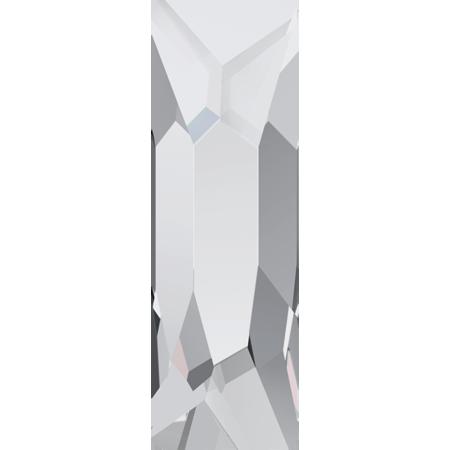 Cristale Swarovski Flat Backs No Hotfix 2555 Cosmic Baguette