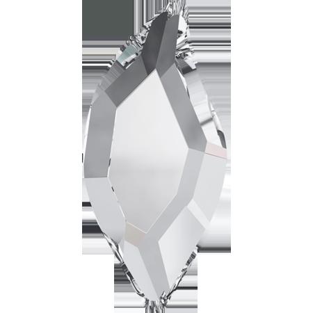 Cristale Swarovski Flat Backs No Hotfix 2797 Diamond Leaf FB