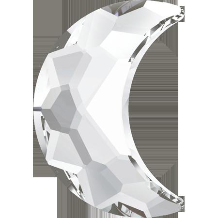 Cristale Swarovski Flat Backs No Hotfix 2813 Moon Flat Back