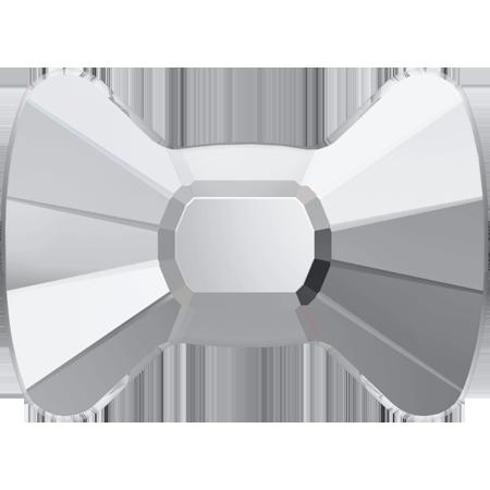 Cristale Swarovski Flat Backs No Hotfix 2858 Bow Tie Flat Back