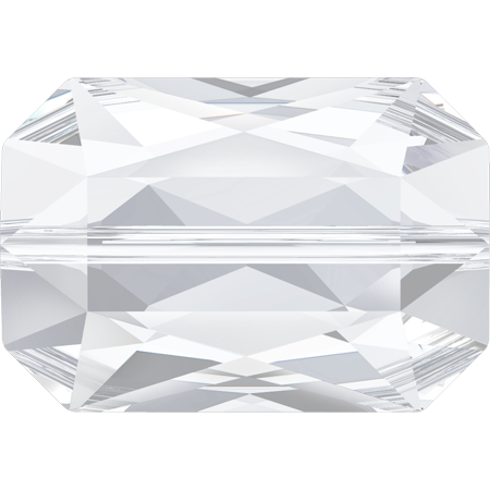 Margele Swarovski 5515 Emerald Cut Bead