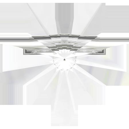 Margele Swarovski 5714 Star Bead
