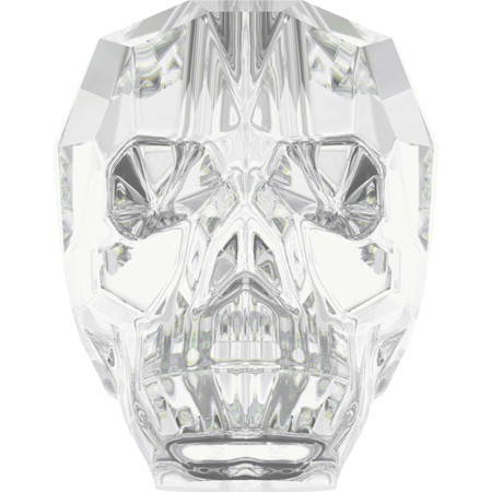 Margele Swarovski 5750 Skull Bead
