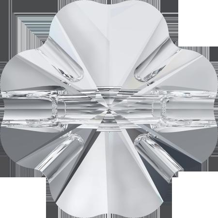 Nasturi Swarovski 3011 Clover Crystal Button