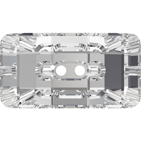 Nasturi Swarovski 3093 Chessboard Button