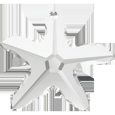 Pandantiv Swarovski 6721 Starfish Pendant