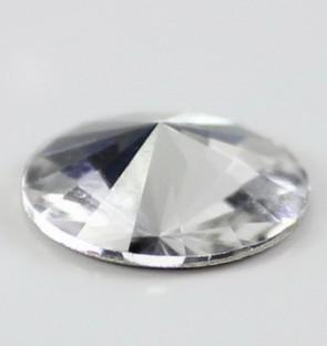 Cristale Swarovski cu spate plat No Hotfix 2006 Crystal F (001) 10 mm - de lipit