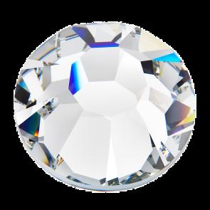 Cristale PRECIOSA FLATBACK cu LIPIRE LA CALD - CHATON Rose MAXIMA ss12 crystal HFP