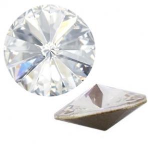 Cristale Swarovski 1122 Crystal Foiled (001) 12 mm