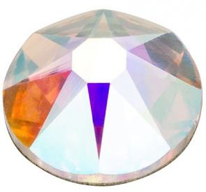 Cristale Swarovski cu spate plat No Hotfix 2058 Crystal AB SS 5 - de lipit
