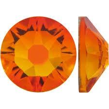 Cristale Swarovski cu spate plat No Hotfix 2088 Fireopal F (237) SS 34