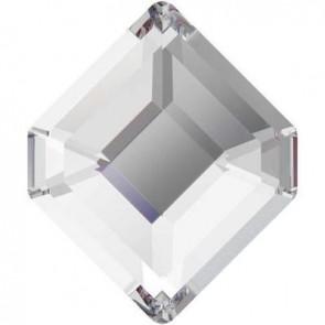Cristale Swarovski cu spate plat si lipire la rece 2777 Concise Hexagon FB Crystal F 6.7 X 5.6 mm