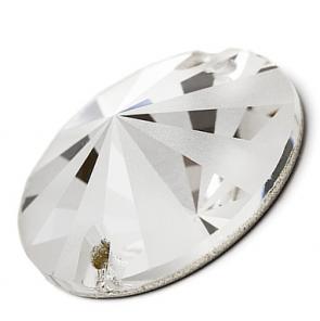 Cristale Swarovski De Cusut 3200/G Crystal F PF (001) 12 mm