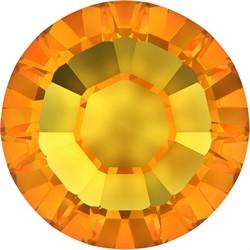 Cristale Swarovski cu spate plat No Hotfix 2058 Sun F (248) SS 10
