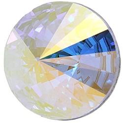 Cristale Swarovski Round Stones 1122 Rivoli Crystal AB F (001 AB) 12 mm