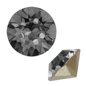 Cristale Swarovski Round Stones 1088 Silver Night SS 39