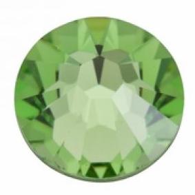 Cristale Swarovski cu spate plat No Hotfix 2088 Peridot F (214) SS 34