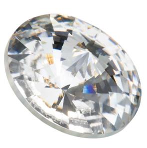 Cristale Preciosa MC RIVOLI FB CRYSTAL D-FOILED 10 MM