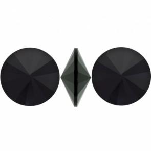 Cristale Swarovski Round Stones 1122 Jet (280) SS 47 / 10 MM
