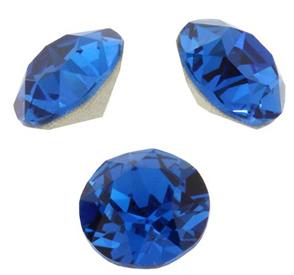 Cristale Swarovski Round Stones 1088 Capri Blue F (243) SS 39