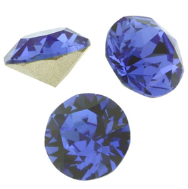 Cristale Swarovski Round Stones 1088 Sapphire SS 45