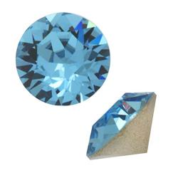 Cristale Swarovski Round Stones 1088 Aquamarine SS 39
