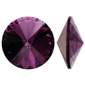 Cristale Swarovski Round Stones 1122 Amethyst F (204) 12mm