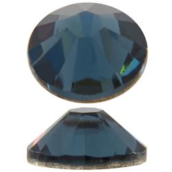 Cristale Swarovski cu spate plat No Hotfix 2058 Montana F (207) SS 34
