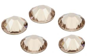 Cristale Swarovski cu spate plat No Hotfix 2058 Silk F (391) SS 34