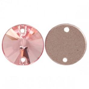 Cristale Swarovski De Cusut 3200 Rose Peach 12 mm
