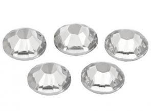 Cristale Swarovski cu spate plat si lipire la cald 2038 Crystal Silver-Foiled HFT (001) SS 20