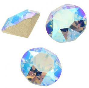 Cristale Swarovski Round Stones 1088 Light Sapphire Shimmer SS 39