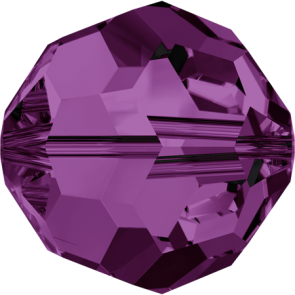 Margele Swarovski 5000 Amethyst (204) 4 mm
