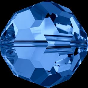 Margele Swarovski 5000 Capri Blue (243) 3 mm