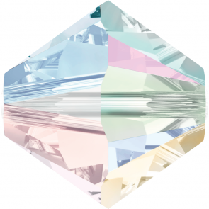 Margele Swarovski 5328 Crystal AB (001 AB) 4 mm