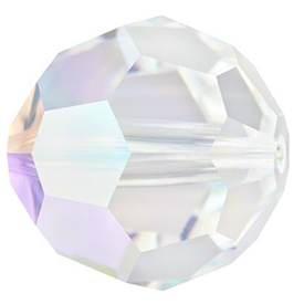 Margele Swarovski 5000 Crystal AB (001 AB) 12mm